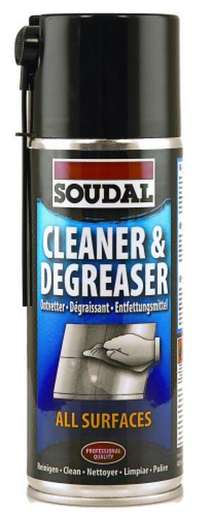 Cleaner & Degreaser Soudal